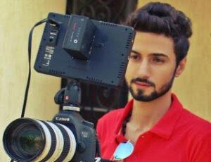 المخرج والمصور أحمد خالد يشرح لنا الشكل الفنى للسينما