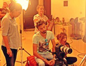 """المخرج """"أحمد خالد"""" يشرح لنا في سطور بسيطة أهمية التصوير في حياته"""